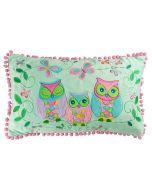 Owl Song Cushion