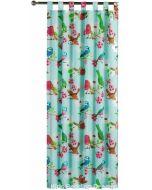 Summer Birds Tab Top Curtains