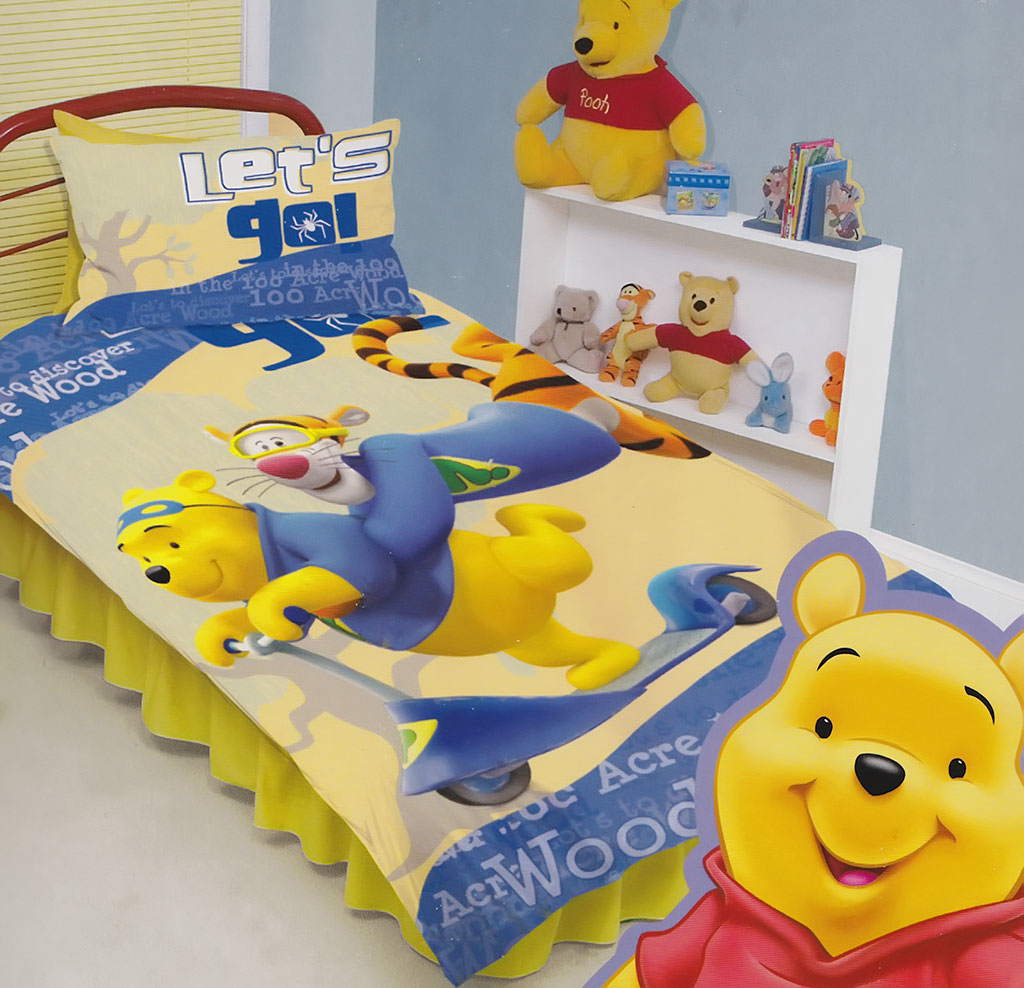 Decorate A Winnie The Pooh Bedroom