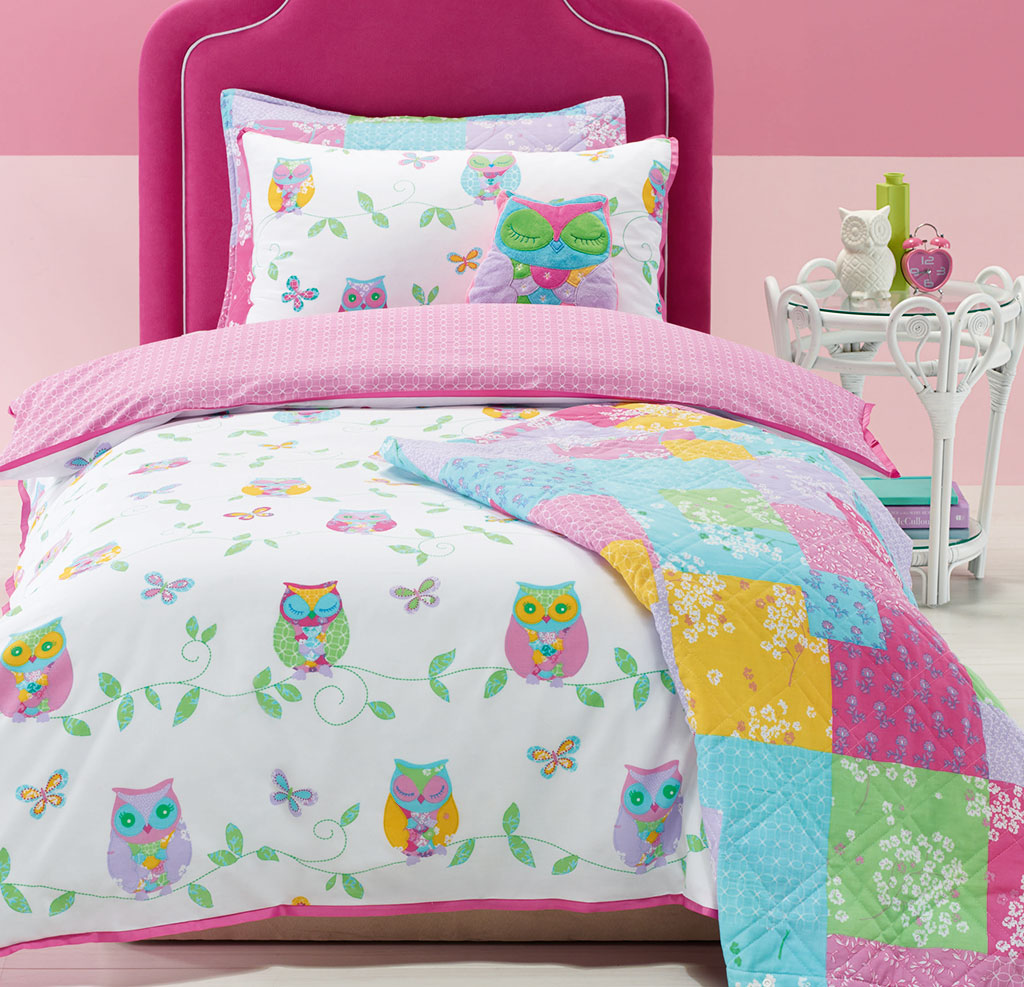 Hoot Hoot It S An Owl Song Bedroom Kids Bedding Dreams