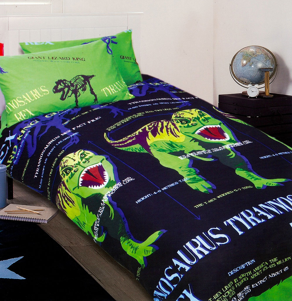 Scary Dinosaur Bedding Kids Bedding Dreams