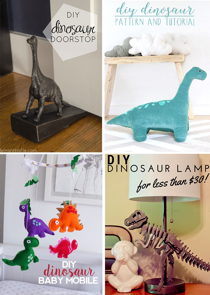 Dinosaur room decor kids bedding dreams - Boys room dinosaur decor ideas ...