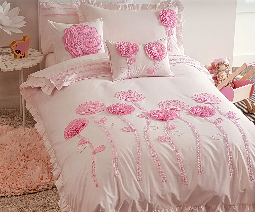 Most Popular Girlsu0027 Bedding Sets