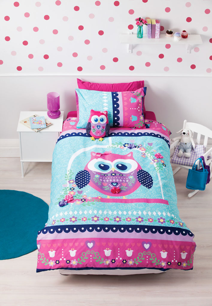 owl decor for your home kids bedding dreams