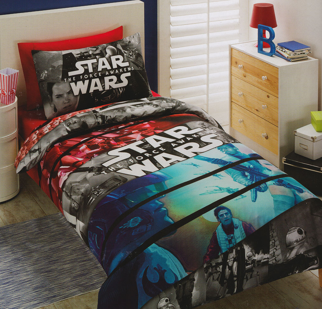 The Ultimate Star Wars Bedroom Kids Bedding Dreams