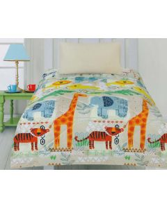 African Jungle Comforter Set