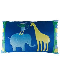 Animal Patch Cushion