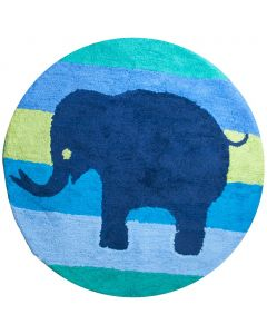 Animal Patch Floor Mat