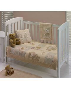 Baby Bears Cot Comforter