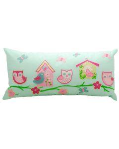 Birdcage Oblong Cushion