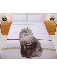 Cat Princess Quilt Cover Set