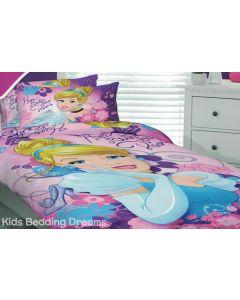 Cinderella Dreamer Quilt Cover Set