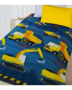 Construction Quilt Cover Set