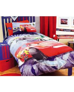 Disney Cars Quilt Cover Set