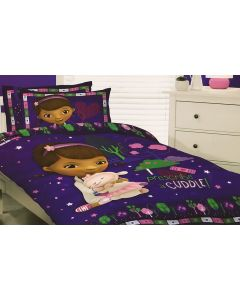 Doc McStuffins Quilt Cover Set