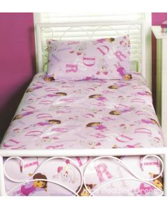 Dora the Explorer Sheet Set
