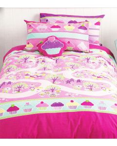 Sweet Forest Quilt Cover Set