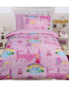 Fairy Tale Glow Quilt Cover Set