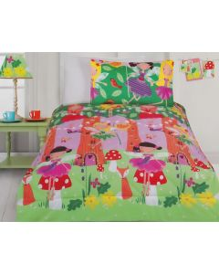 Fairy Tree Comforter Set