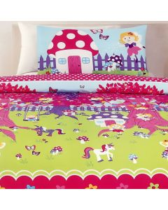 Fairyland Quilt Cover Set