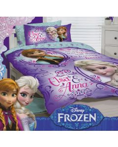 Frozen Quilt Cover Set