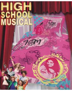 High School Musical Quilt Cover Set