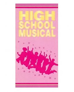 High School Musical Towel