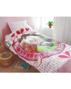 Horse Favorite Quilt Cover Set