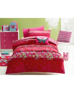 Katrina Quilt Cover Set