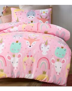 Magical Friends Quilt Cover Set