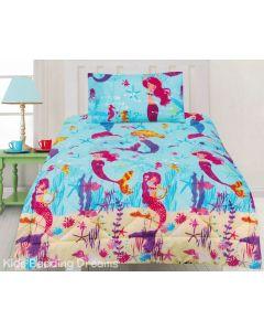 Mermaids Comforter Set