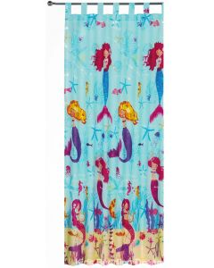 Mermaids Tab Top Curtains