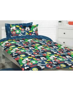 Mickey Quilt Cover Set