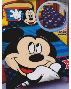 Mickey Mouse Quilt Cover Set