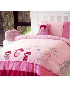 Miki Quilt Cover Set