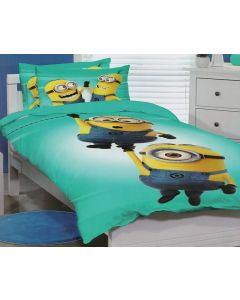 Minions Quilt Cover Set