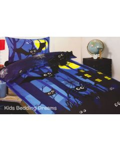 Nocturnal Duvet Cover