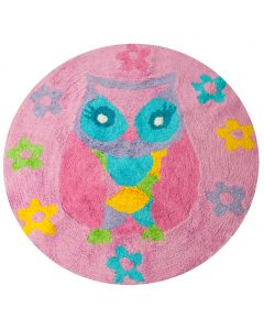 Owl Song Floor Mat