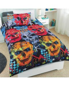 Rock Star Quilt Cover Set