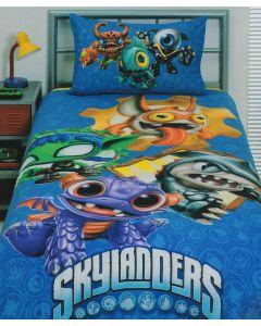 Skylanders Quilt Cover Set