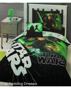 Return of the Jedi Quilt Cover Set