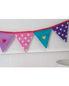 Tabitha Tightrope Bunting Flags