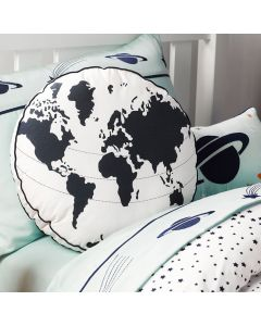 Take Off World Cushion