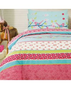 Tessa Quilt Cover Set