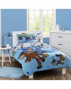 Toy Story Buzz & Woody Quilt Cover Set