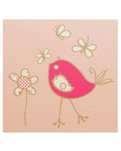 Tweetie Bird Set of 3 Wall Canvases