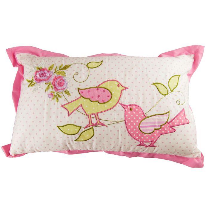 Shabby Chic Cushion Girls Bedding, Shabby Chic Kids Bedding