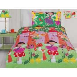 Fairy Tree Comforter Set Kids Bedding Dreams