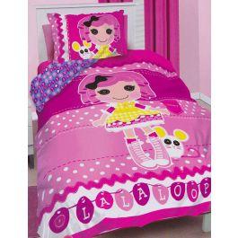 Lalaloopsy Quilt Cover Set Lalaloopsy Bedding Kids