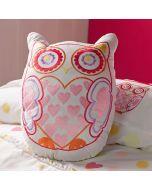 Dotty Days Owl Cushion